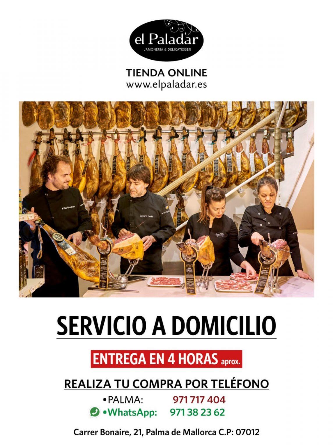 El Paladar Jamoneria & Delicatessen