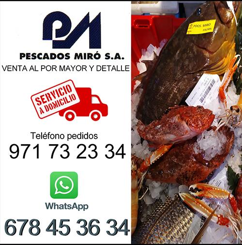 Pescados Miró Se. A.