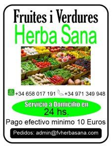 Fruites i Verdures Herba Sana